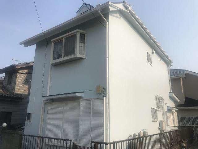 外壁塗装 S様邸