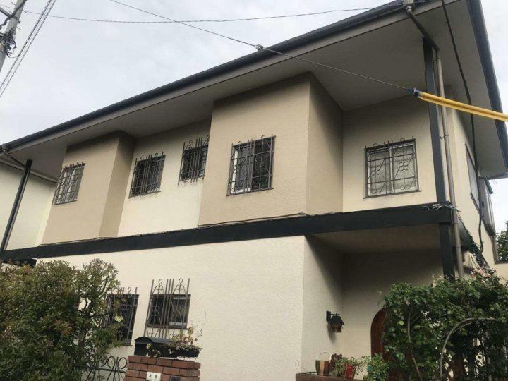 外壁塗装 T様邸