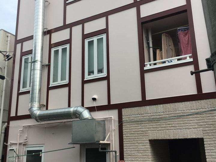 外壁塗装 I様邸