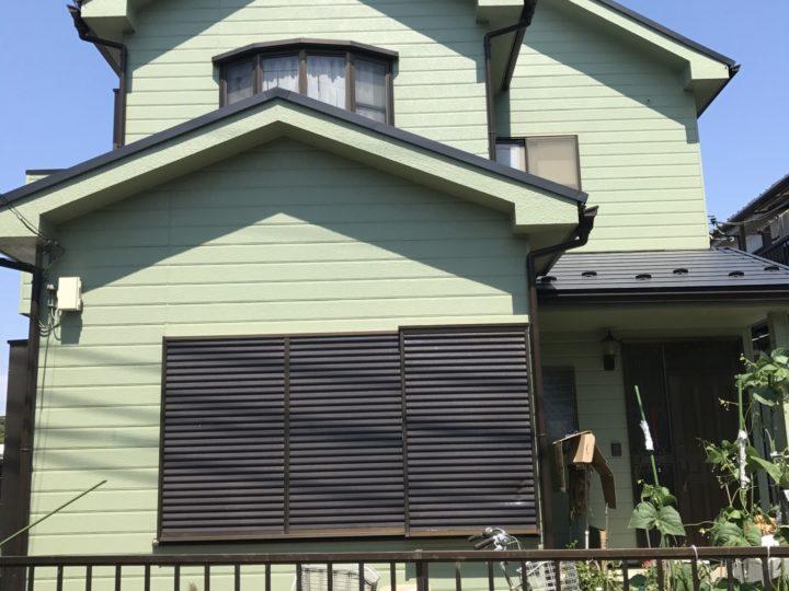 寒川町 N様邸 屋根カバー工法・外壁塗装工事