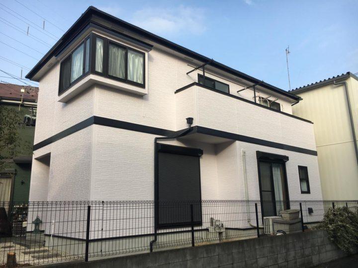 厚木市F様邸 外壁・屋根塗装工事