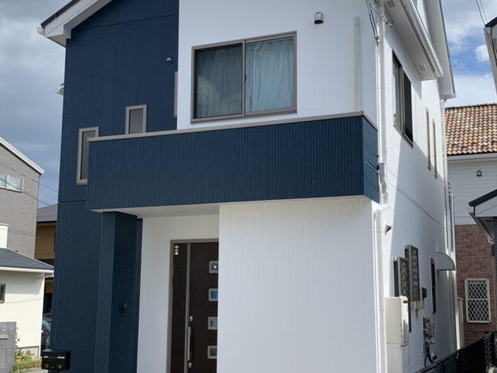 厚木市 O様邸 屋根カバー工法・外壁塗装工事