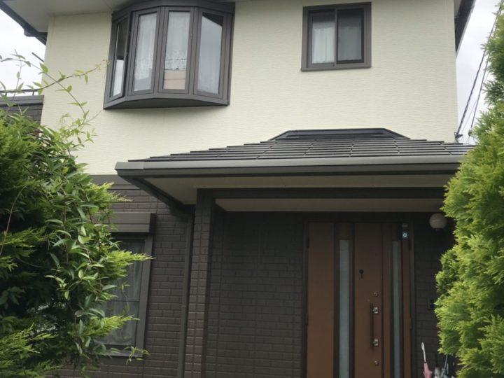 厚木市N様邸 屋根・外壁塗装工事