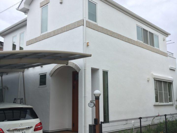 厚木市M様邸 屋根・外壁塗装工事