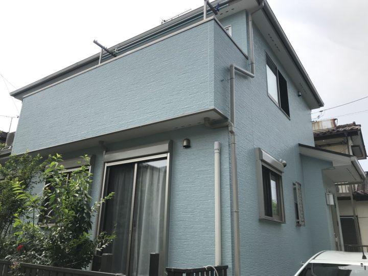 厚木市 T様邸 外壁・屋根塗装工事