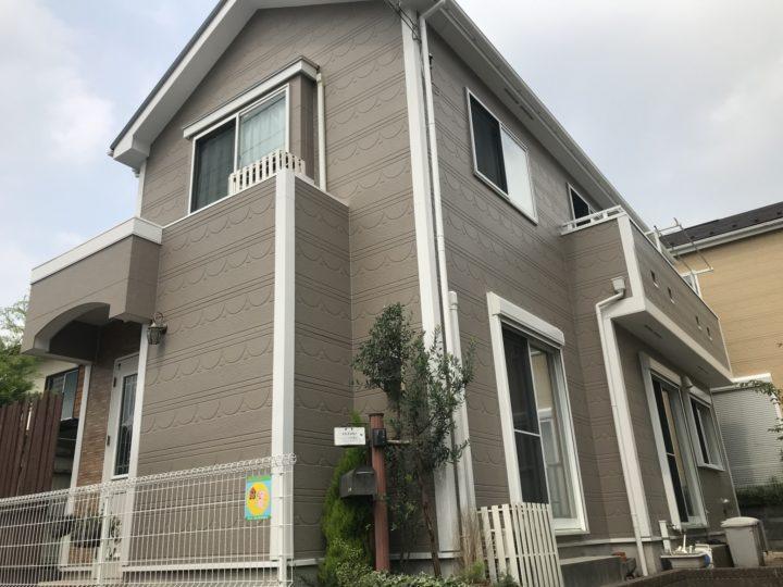 厚木市 S様邸 屋根カバー工法・外壁塗装工事