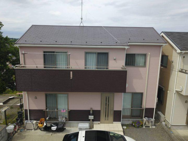 厚木市 N様邸 外壁・屋根塗装工事
