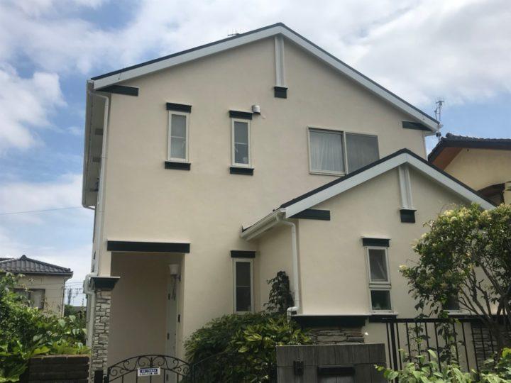 厚木市 Y様邸 外壁・屋根塗装工事