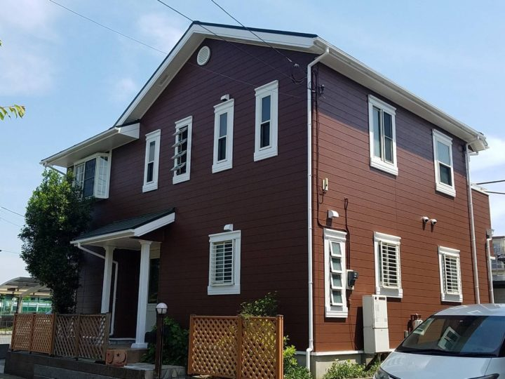 厚木市 M様邸 外壁・屋根塗装工事